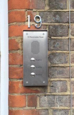 audio intercom system