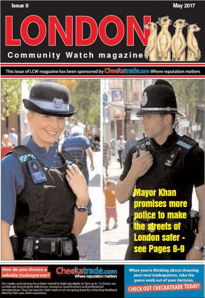 London Community Watch Magazine