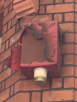 Old Burglar Alarm