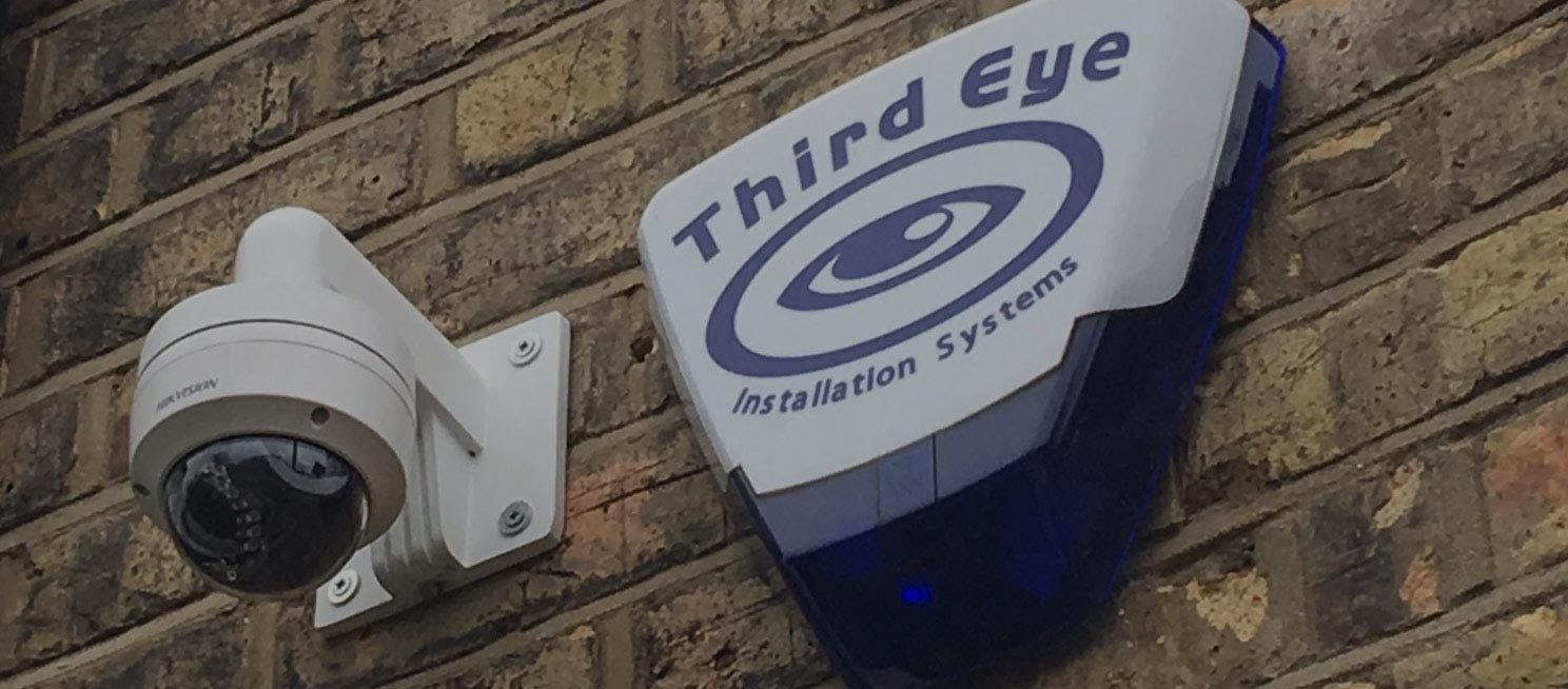 Alarm System and Security Camera