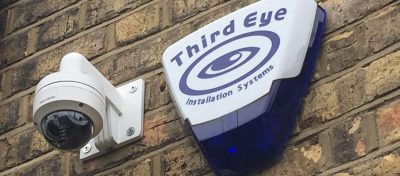 Third Eye Bell Box and Security Camera
