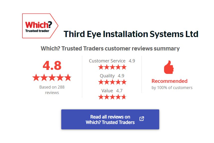 Alarm, CCTV and Security Systems Welcome to Third Eye Installation Systems – a leading Alarm, CCTV and security systems provider throughout Whetstone, Barnet & North London. It is our job to keep you and your property safe, whether you are a home or a business owner. This family-run business has been established since 2006, although our Managing Director has been in the security industry for over 35 years