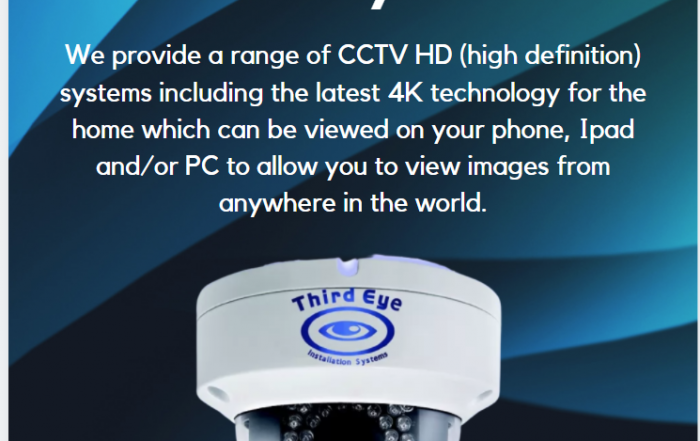 CCTV with Remote Monitoring