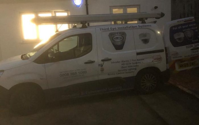 third eye installation systems van