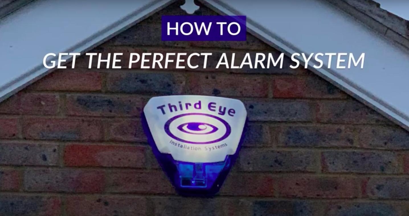 updated alarm system